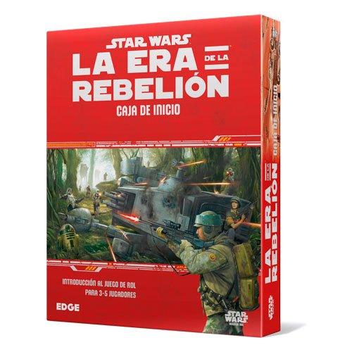 9788415889779: STAR WARS: LA ERA DE LA REBELION - CAJA DE INICIO