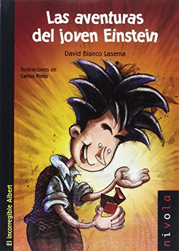 9788415913184: Las aventuras del joven Einstein (NIVOLA Junior)