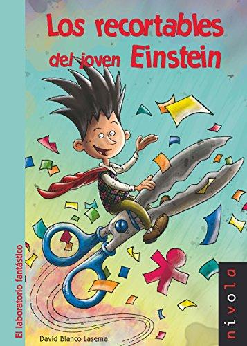 9788415913306: Los recortables del joven Einstein (Junior)
