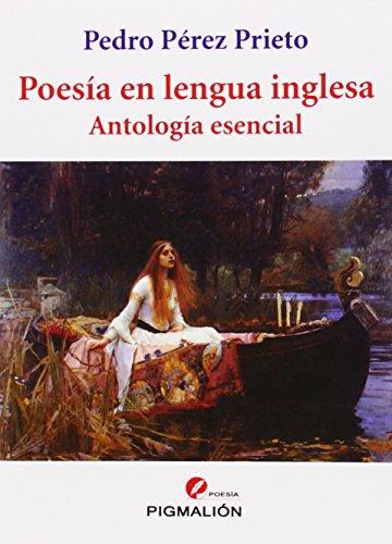 9788415916512: Poesía en lengua inglesa (Pigmalión poesía)