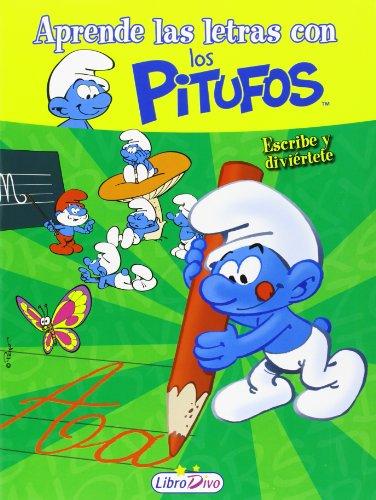 9788415919063: Aprende Con Los Pitufos. Las Letras (Pitufos (saldaña))