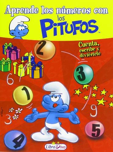 9788415919070: Aprende Con Los Pitufos. Las Cifras (Pitufos (saldaña))