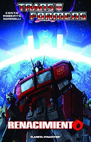 9788415921110: Transformers: Renacimiento