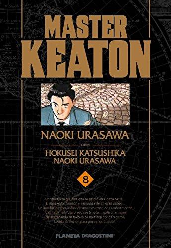 9788415921479: Master Keaton n8