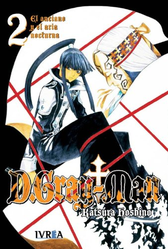 9788415922384: D. Gray - Man 02 (Shonen - D.Gray-Man)