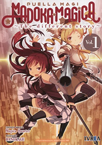 9788415922988: MADOKA MAGICA THE DIFFERENT STORY 01
