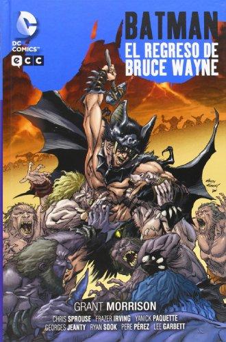 9788415925057: Batman: El regreso de Bruce Wayne