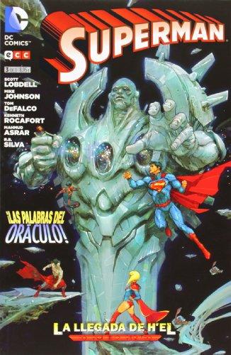 9788415925071: Superman: La llegada de H'el núm. 03: 2