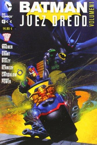 9788415925279: Batman/Juez Dredd: 1