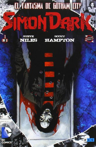 9788415925460: Simon Dark núm. 01 (de 3): El fantasma de Gotham City