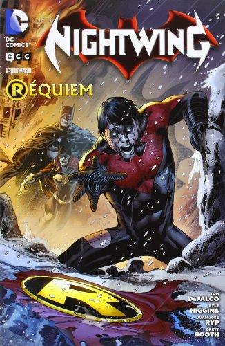 9788415925804: Nightwing núm. 05 (Nightwing (Nuevo Universo DC))