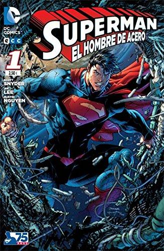 9788415925866: Superman: El Hombre de Acero núm. 01