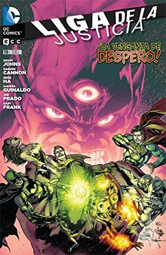 9788415925880: Liga de la Justicia núm. 19 (Liga de la Justicia (Nuevo Universo DC))