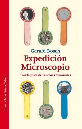 9788415937845: Expedición microscopio (Spanish Edition)