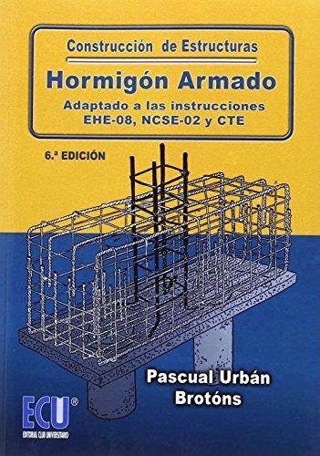 9788415941545: CONSTRUCCION DE ESTRUCTURAS DE HORMIGON ARMADO ADAPTADO A L