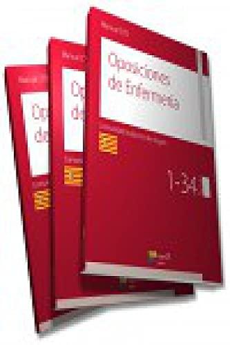 9788415946489: Manual CTO Oposiciones de Enfermeria - Comunidad Autonoma de Aragon: 3