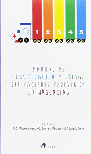 9788415950806: MANUAL DE CLASIFICACION Y TRIAGE DEL PACIENTE PEDIATRICO EN