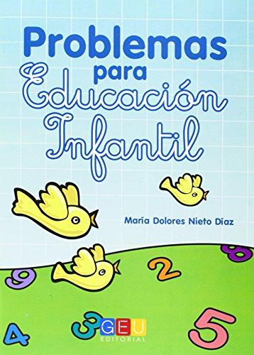 9788415953012: Problemas para educación infantil