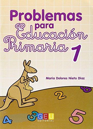 9788415953029: Problemas para educación primaria 1 - 9788415953029