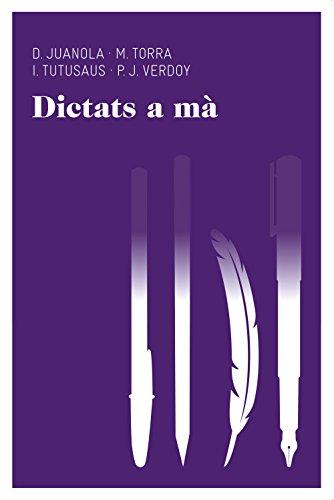 9788415954118: Dictats a mà: El primer llibre de dictats (Aula)
