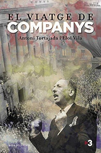9788415961499: El viatge de Companys