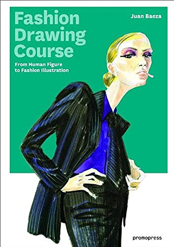 9788415967064: Fashion Drawing Course: From Human Figure to Fashion Illustration