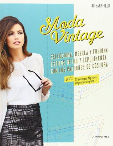 9788415967125: Moda Vintage