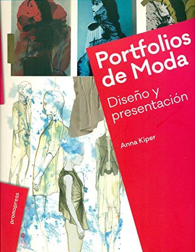 9788415967590: Portfolios de moda: Diseño y presentación