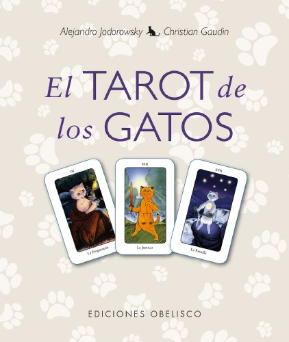 9788415968078: El Tarot de los gatos / Tarot of Cats: 1