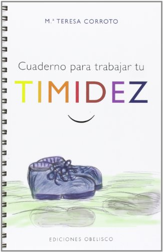 9788415968108: Cuaderno para trabajar tu timidez