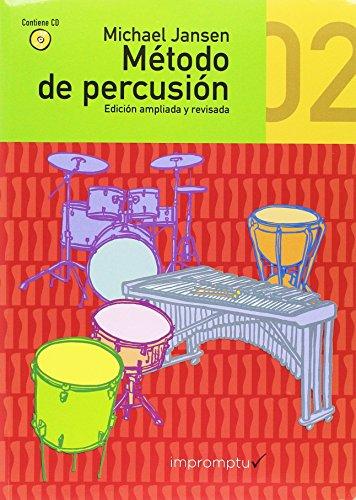 9788415972587: Método de percusión 02