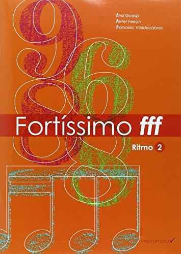 9788415972723: Fortíssimo fff Ritmo 2