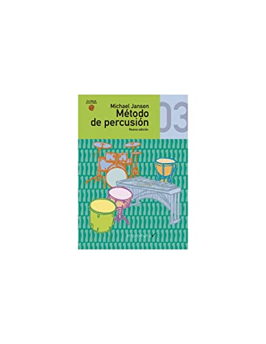 9788415972983: Método de percusión 03