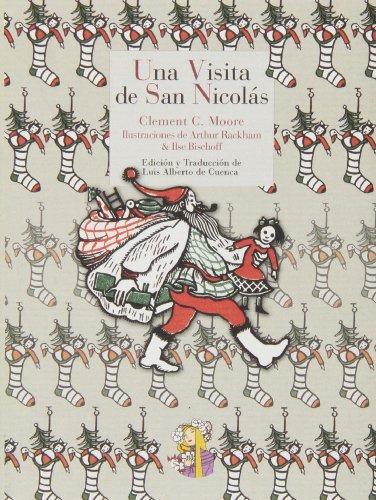 9788415973188: Una Visita De San Nicolás (Los Snacks de Cordelia)
