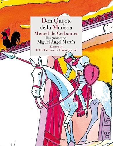 9788415973645: Don Quijote De La Mancha
