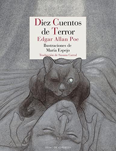 9788415973904: Diez cuentos de terror (Literatura Reino de Cordelia)