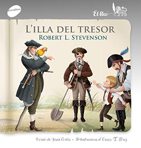 9788415975922: L'Illa Del Tresor: 4 (El Lleó)