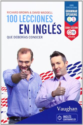 100 LECCIONES INGLES DEBERIAS CONOCER: BROWN RICHARD/W