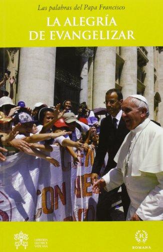 9788415980018: La alegría de evangelizar