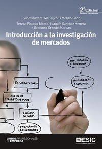 Introducción a la investigación de mercados: Merino Sanz, María