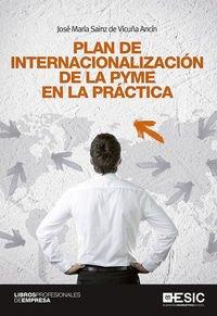 Plan de internacionalización de la PYME en: Jose Maria Sainz