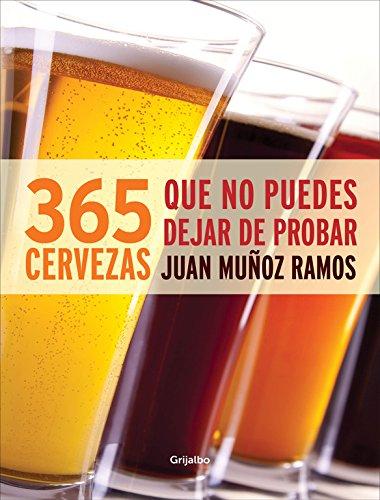 9788415989165: 365 cervezas que no puedes dejar de probar (Sabores)