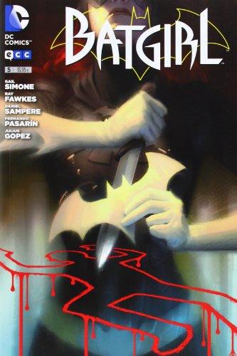 9788415990055: Batgirl 05