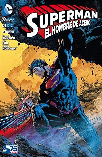 9788415990123: Superman: El hombre de acero núm. 02