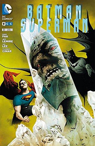 9788415990369: Batman - Superman 03