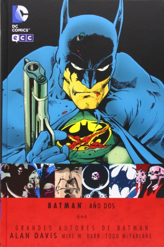 9788415990703: Grandes autores de Batman: Alan Davis - A�o dos