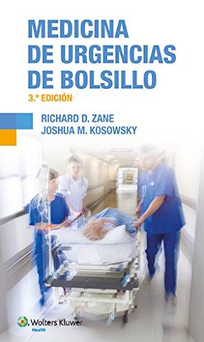 9788416004584: Medicina de urgencias de bolsillo (Spanish Edition)