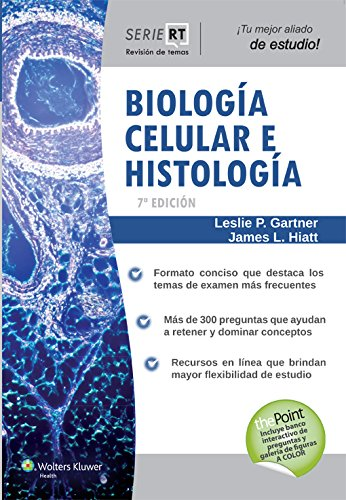 9788416004676: Biología celular e histología: Serie Revisión de temas (Board Review Series) (Spanish Edition)
