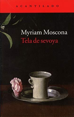 9788416011025: Tela De Sevoya (Acantilado)