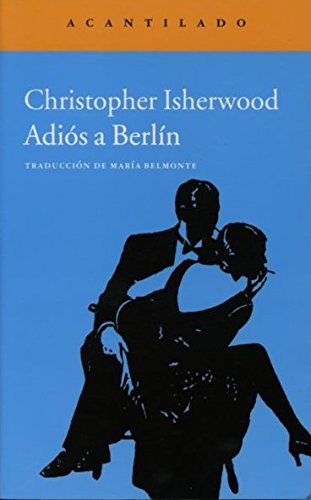 9788416011278: adiós a berlín
